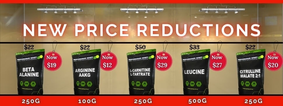 : NEW PRICE REDUCTIONS