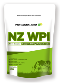 NZ Whey Protein Isolate