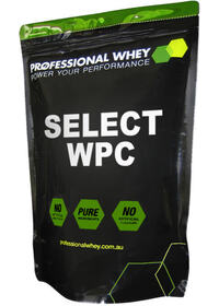 SELECT WPC 100g Trial Pack