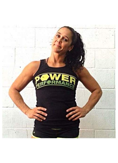 Power Performance Ladies Singlet